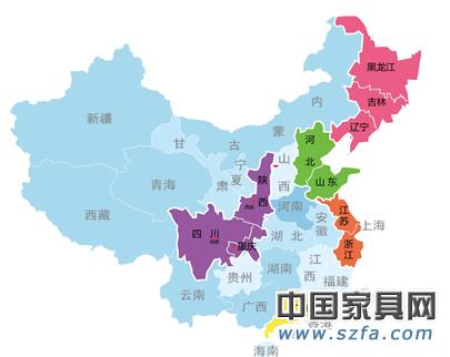 顺德中山行政地图