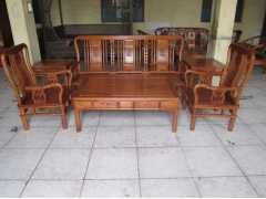 仿古红木沙发实木客厅家具中式椅子天津仿明清古典家具定做批发