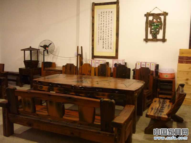 古船木实木家具