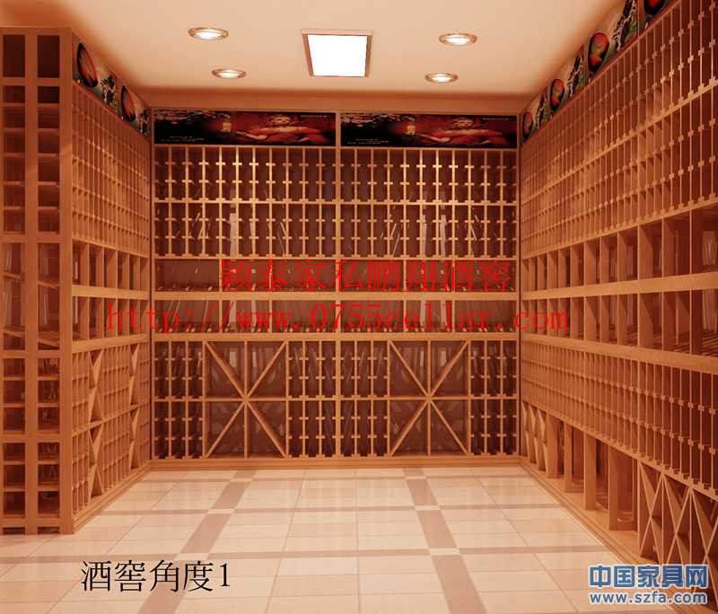 实木酒架 红酒展示架 博古架 松木酒架 实木酒柜 酒窖