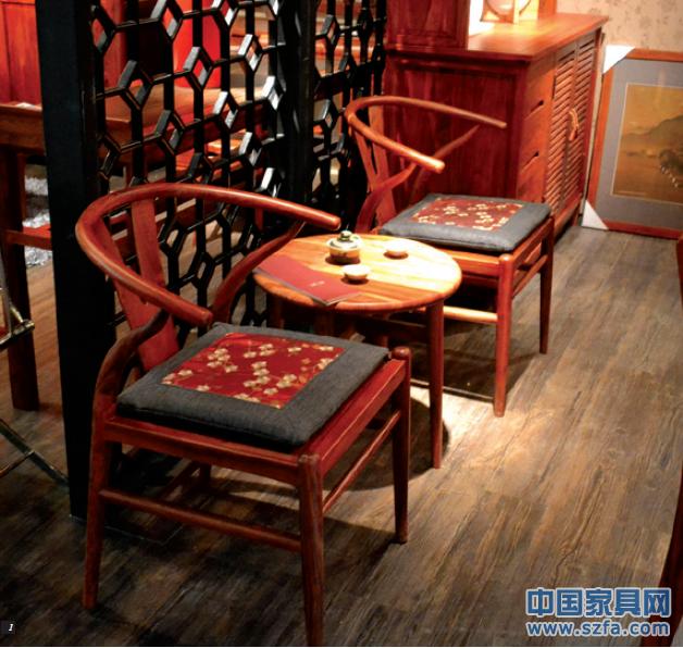 家具文化设计渐流行 新中式家具化身文化使者