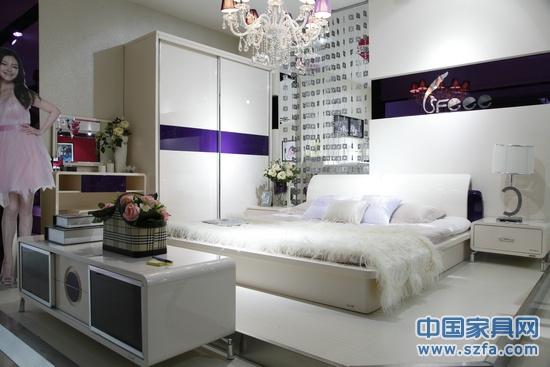 广东省知名钢琴漆家具品牌茉莉花香林菲尔