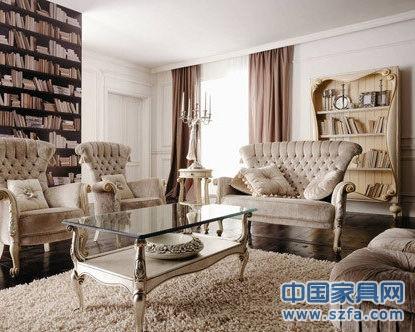 洋品牌青睐中国市场 京城高端家具消费势头走强