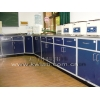 实验室beplay|官方网站厂家 全钢结构边台 实验台 实验室设备