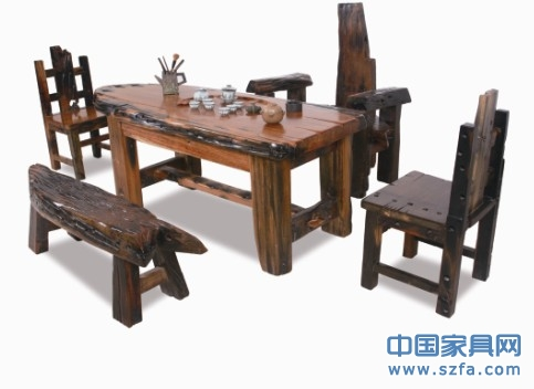 古船木_公司相册_潘龙家具装饰设计有限公司