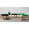 急需采购组合桌凳 五边形实木桌凳 款式如图所示