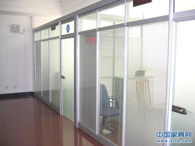 烟台办公高隔间烟台玻璃隔断烟台百叶隔断批发