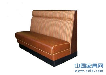 钢木家具图片沙发