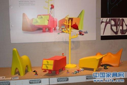 儿童家具毕业设计_儿童家具毕业设计分享展示