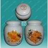 供应陶瓷蜂蜜罐,家居礼品蜂蜜罐,最低价格蜂蜜罐