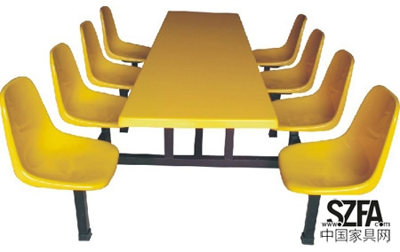 学校食堂桌椅_产品图_图库