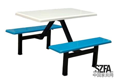 学校食堂桌椅_公司相册