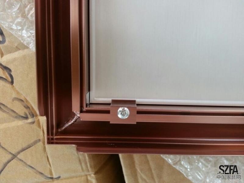 吊顶 qq 集成/300*300 古铜色面板12瓦