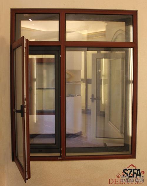 铝合金门窗 高档别墅工程装饰铝门窗