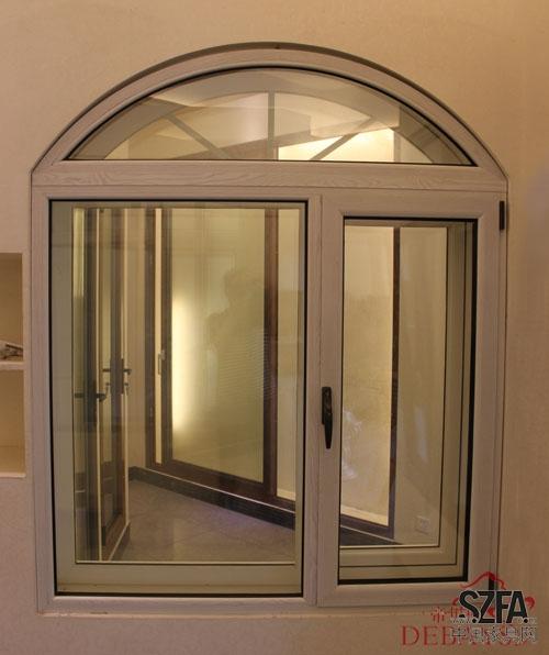 铝合金门窗 高档别墅工程装饰铝门窗 推拉窗 厂价直销可定制