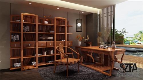 深圳拓璞家具设计融艺术于设计为大众而生活实木家具甲醛一个月图片