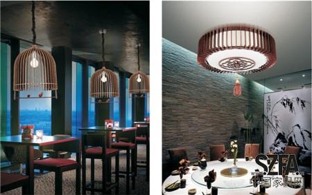 名木世家:中式红木艺术灯饰