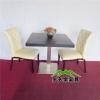 大理石餐桌 定制餐桌 酒店西餐厅专用桌