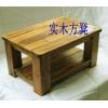 求购:实木方凳,实木书架