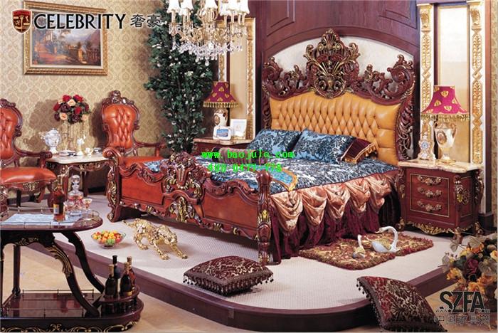 宝居乐欧式家具:奢豪 欧式风格家具