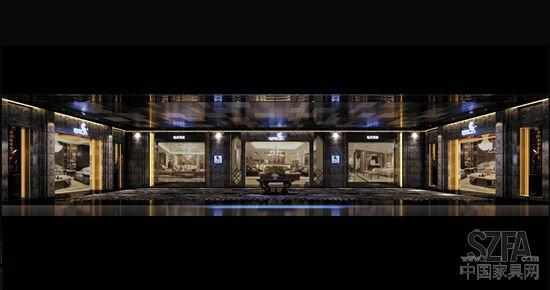 点睛:古典家具空间设计