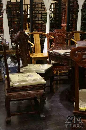 福王家居:引领山东红木家具产业