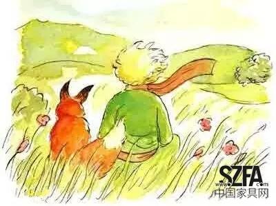 《小王子》上映 小狐狸来信