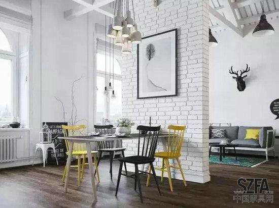 餐廳是一家人吃飯的空間