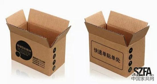 看设计师如何玩转快递纸箱