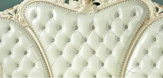 平安家具销量冠军爱洛家260欧式大床评测