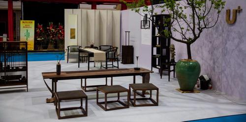 新中式家具获奖设计