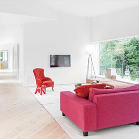 感受色彩的玩乐趣味 家居空间配色法则大揭秘