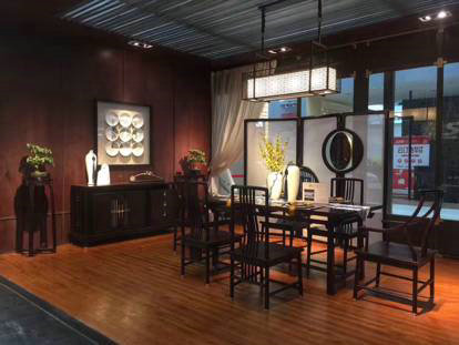 瀚晟堂原創新系列引領新中式紅木家具時尚風潮