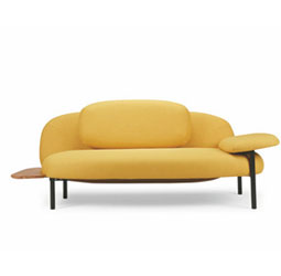 软糖沙发:点亮全家的甜度之作