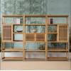 成都禅意新中式会所家具定做 成都新中式茶楼家具禅意茶艺馆家具