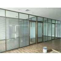 百叶窗隔断,双玻璃百叶隔断,内带百叶玻璃隔断
