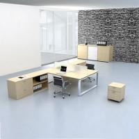 办公家具公司定制板式办公桌、办公台、大班桌、老板桌、大班台