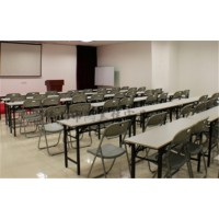 会议折叠桌椅套,广东鸿美佳厂家提供培训会议折叠桌椅