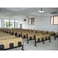 阶梯教室联排课桌椅,广东佛山鸿美佳厂家提供会议室联排课桌椅
