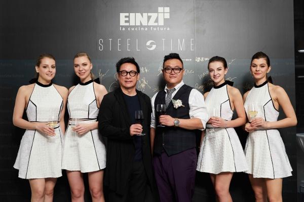亚博-意大利高级时髦厨柜EINZI深圳iADC首间旗舰店盛大登场