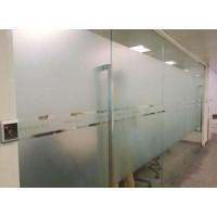 九江玻璃贴膜,办公隔断玻璃膜