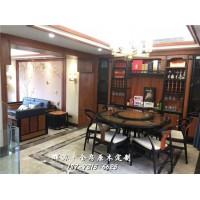 长沙原木定制家具质量稳定、原木酒柜、书柜门定制保价全年