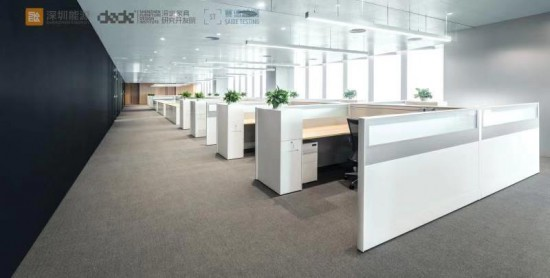 深圳能源集团总部大厦集团家具采购监理项目实施效果展示图3