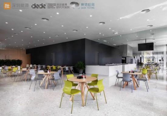 深圳能源集团总部大厦集团家具采购监理项目实施效果展示图9