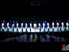极光之夜星光未来--深圳市乐天堂备用网址行业协会第九届理事会就职典礼