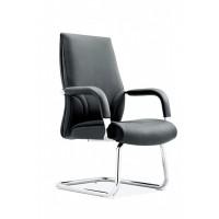 虹桥家具弓形钢架椅会议椅办公椅铁腿椅子职员电脑椅