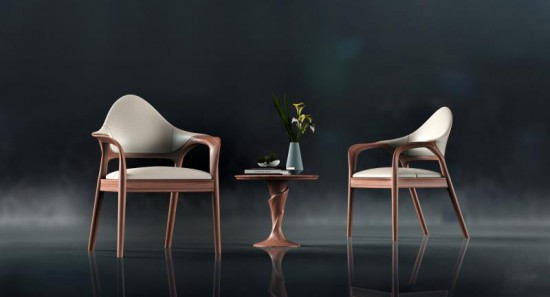 河北蓝鸟家具设计图片-休闲椅