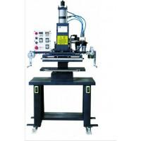木材印字烫金机气动烫印机压痕名片烫商标烫印机皮革塑料烫金机