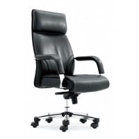 虹桥电脑椅 家用可躺老板椅 升降办公椅皮椅转椅