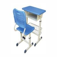 根据学生实际身高量身定制优质课桌椅